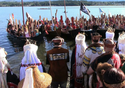 1:00pm UNS – 5 min. Tribal Canoe Journey