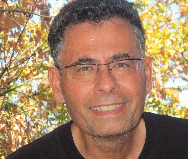 Guest Speaker: Robert Massoud – Monday, May 7th – Comox United Church, 250 Beach Ave, Comox