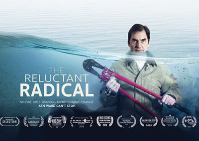 The Reluctant Radical – 10 am UNS 77 min.