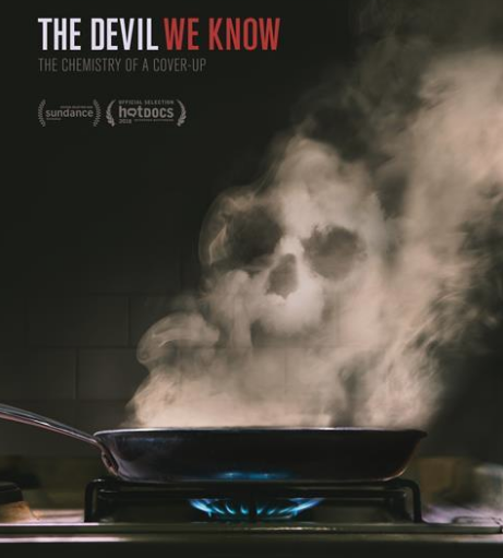 Film Series – The Devil We Know – Tues.  March 5th,  7pm at NIC – Stan Hagen Theatre